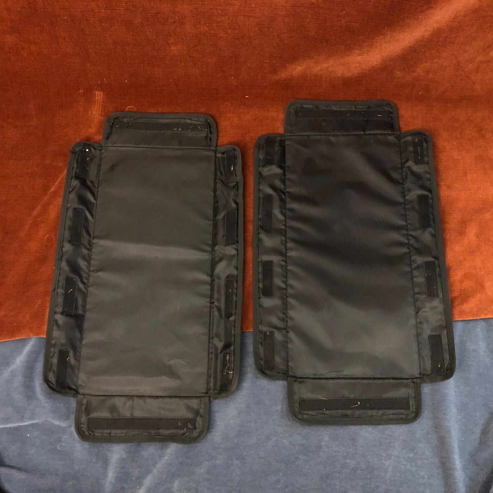 CNB RB-600 4-Space Rack Bag Case 4U Black