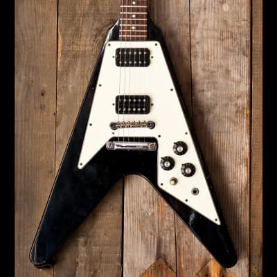 Gibson Flying V Limited Edition Ebony 1976 for sale