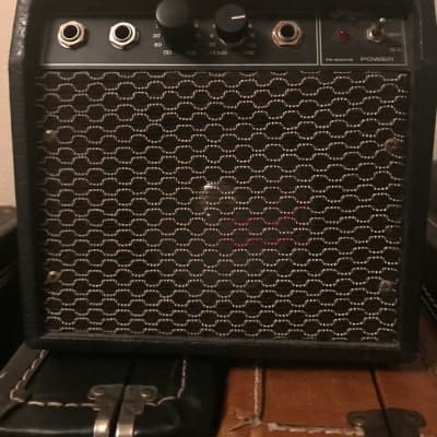 Vintage Memphis PS-200MB 1970's-1980's Black for sale