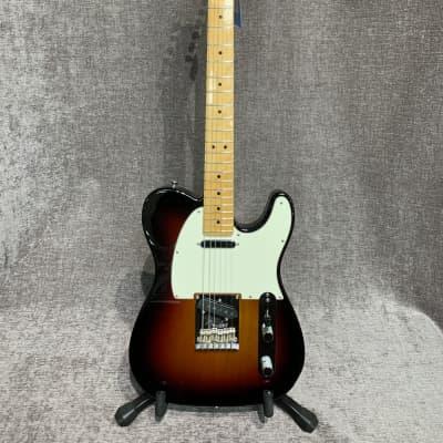 Fender American Standard Telecaster 2015 Sunburst