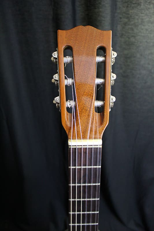 epiphone ec 100 classical guitar 1958 made in kalamazoo mi reverb. Black Bedroom Furniture Sets. Home Design Ideas