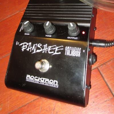 Pre-Owned Rocktron Banshee Talk Box w/ Tube for sale