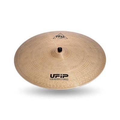 "UFIP EST 1931 Ride Cymbal 20"""