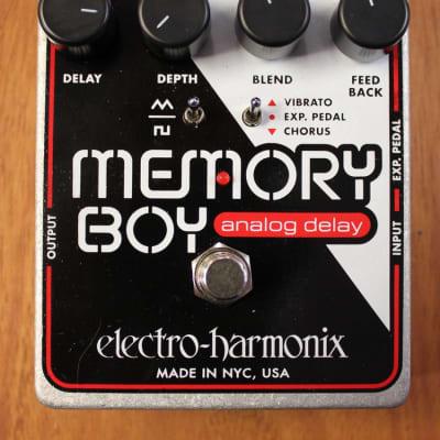Electro-Harmonix Memory Boy Black