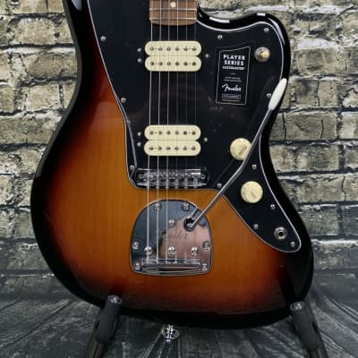Demo Fender Player Series Jazzmaster HH - 3-Color Sunburst for sale