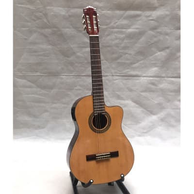 Starsun SRC28CEQ Guitarra clásica electrificada for sale