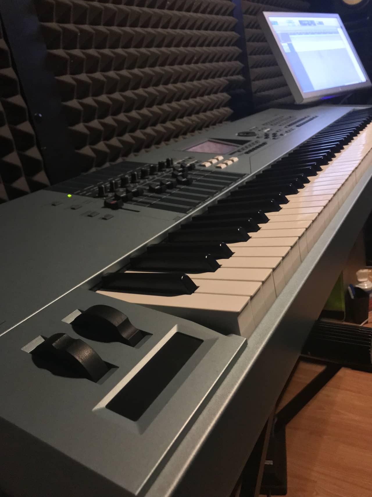 Yamaha motif xs8 mystromatthews music reverb for Yamaha motif xs8 specs