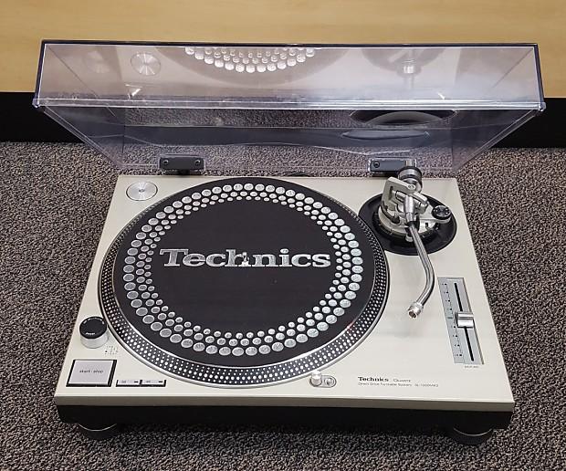 technics sl 1200mk2 reverb
