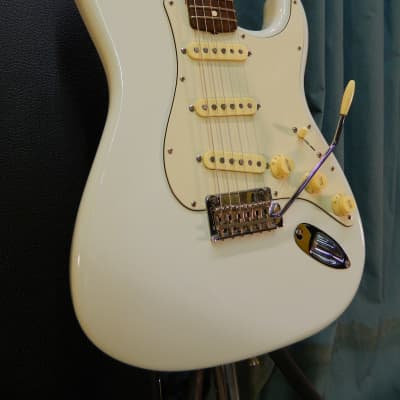 Fender Classic Player 60's Stratocaster Custom Shop Designed 2006 Pale Sonic Blue for sale