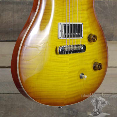 2016 New Old Stock PRS McCarty Electric Guitar w/ Case - Sunburst Finish