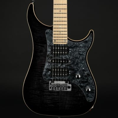 Vigier Excalibur Special in Mysterious Black, Maple with Case #160133 - Pre-Owned for sale