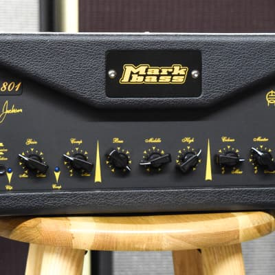Markbass TTE 801 800W Randy Jackson Signature Tube Bass Head for sale