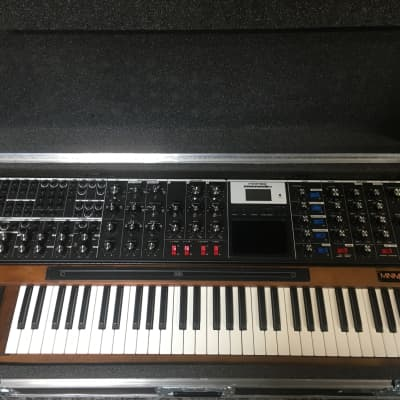 Moog Voyager XL + Flight Case
