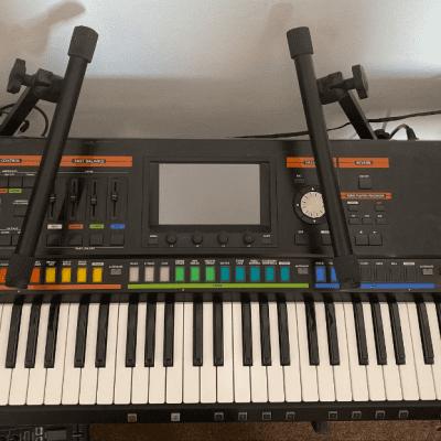 Roland Jupiter 80 76-Key Digital Synthesizer (With Gator Case Included)