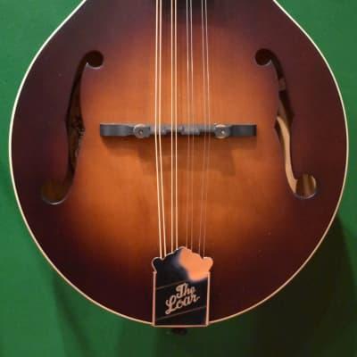 The Loar LM-110-BRB Honey Creek A Style Mandolin  Brownburst for sale