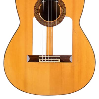Arcangel Fernandez 1960 Flamenco Guitar Spruce/Cypress for sale
