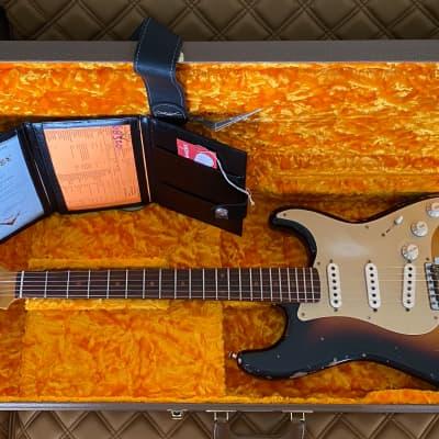 Fender Custom Shop '59 Reissue Stratocaster Relic