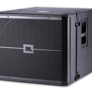 "JBL VRX918SP 18"" Powered High Power Suspendable Subwoofer Speaker"