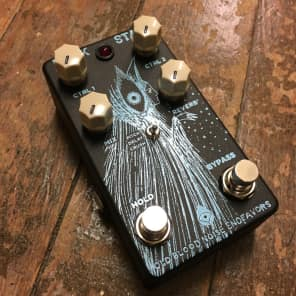 Old Blood Noise Endeavors Dark Star Pad Reverb Pedal