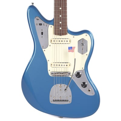 Fender Johnny Marr Jaguar Lake Placid Blue image