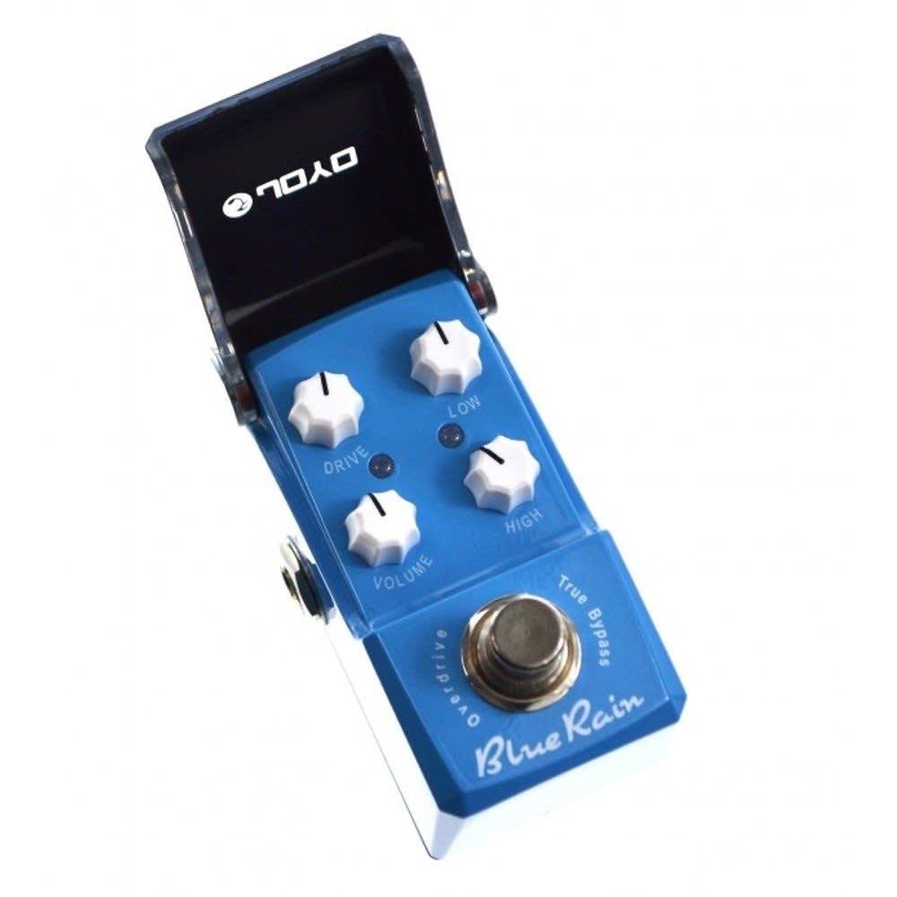 joyo jf 311 blue rain overdrive ironman mini guitar effects reverb. Black Bedroom Furniture Sets. Home Design Ideas