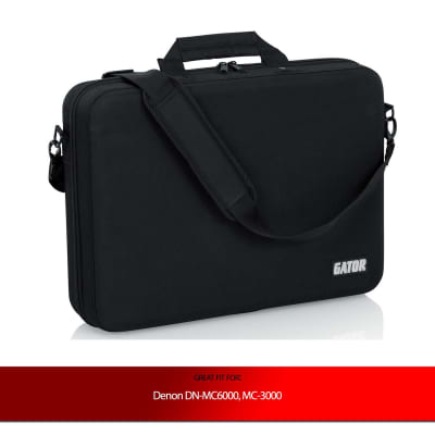 Gator Cases Molded EVA Equipment Case for Denon DN-MC6000, MC-3000