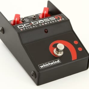 Whirlwind OC Bass Optical Compressor Pedal for sale