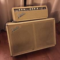 Fender Bassman Piggyback 1963 Blonde image