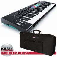 Novation Launchkey 49 Keyboard Controller PERFORMER PAK