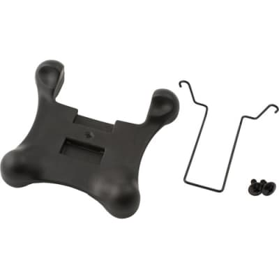 Genelec 6010-440 Replacement IsoPod kit for 8010. Includes bracket and screws - black.