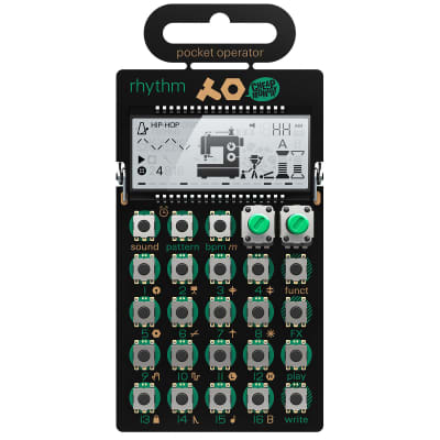 Teenage Engineering Pocket Operator Rhythm