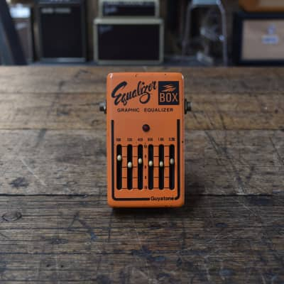 Guyatone PS-105 Equalizer Box 6-Band Graphic EQ for sale