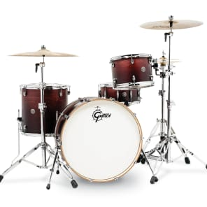 "Gretsch Catalina Club Rock Series 13"" / 16"" / 24"" / 6.5x14"" 4pc Kit"