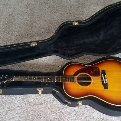 SWEET! Epiphone FT-45 Cortez 1963 Sunburst. Very good for sale