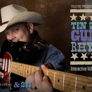 TrueFire Interactive Course: Johnny Hiland's Ten Gallon Guitar: Rhythm