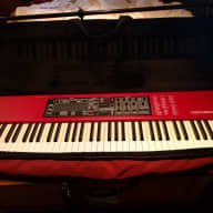 "Nord Electro 4 HP 73 2014 ""Red"""