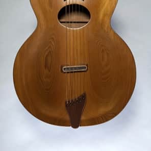 Strack Guitars Archtop Cedar, Walnut and Mahogany for sale