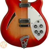 Rickenbacker 360-12 1967 Fireglo, Mapleglo or Jetglo image
