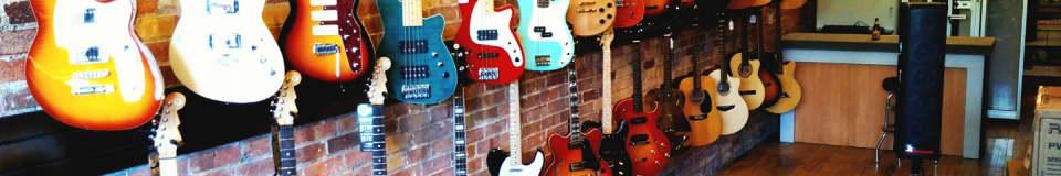 Crossroads Guitar Shop