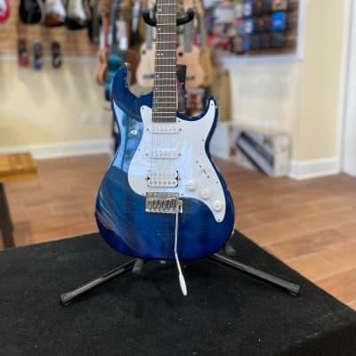 Greg Bennett MB-2 Signature Series Blue for sale