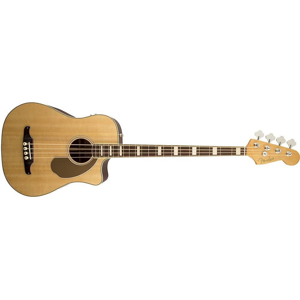 fender kingman sce natural dreadnought acoustic electric bass reverb. Black Bedroom Furniture Sets. Home Design Ideas