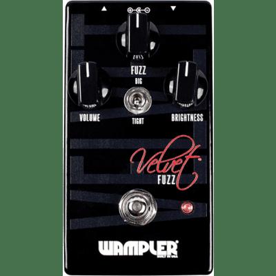 Wampler Velvet Fuzz Effects Pedal