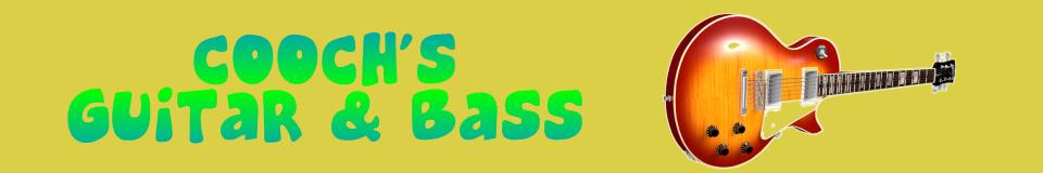 Cooch's Guitar & Bass