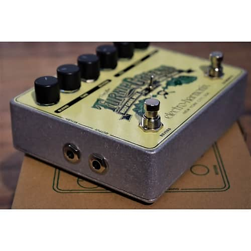 electro harmonix ehx turnip greens overdrive reverb guitar reverb. Black Bedroom Furniture Sets. Home Design Ideas