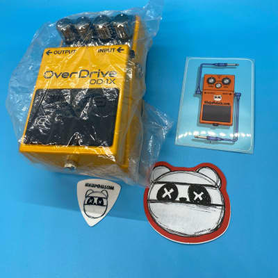 Boss OD-1X Overdrive Special Edition | Brand New (open box) | Fast Shipping!