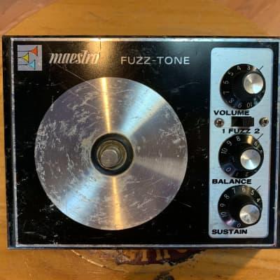 Maestro Fuzz-Tone FZ-1S for sale