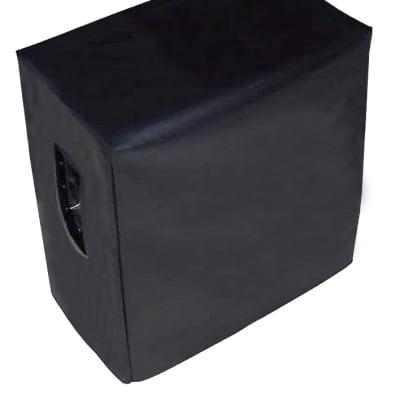 Black Vinyl Amp Cover forEmporer Standard 4x12 Straight Cabinet (empo001)