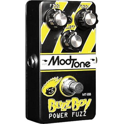 Modtone Buzz Boy Power Fuzz Pedal for sale