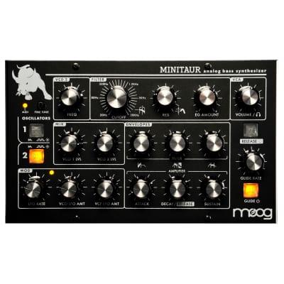 Moog Minitaur Analog Synthesizer