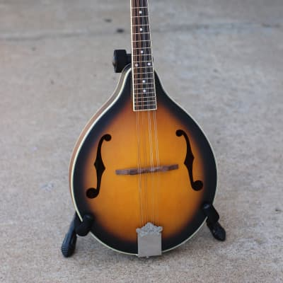 Pilgrim Vintage A-Style Redwood Mandolin for sale